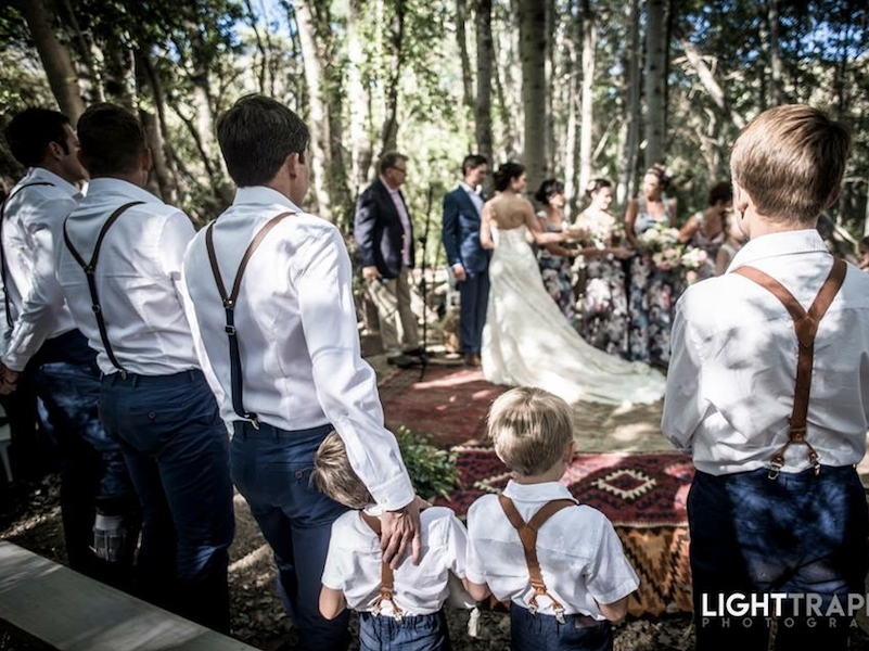 A luxurious romantic outdoor marquee wedding in the majestic mountains of Robertson